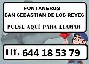 Fontaneros SanSe Urgentes